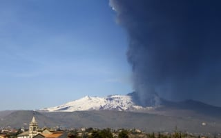 Mount Etna tops budget skiing table
