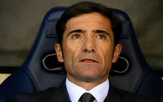 Marcelino 'extremely satisfied' with tight first-leg win