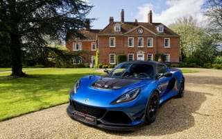 Lotus reveals hard core Exige Cup 380 sports car