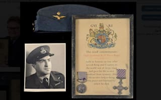 Dambuster medals sold for £148,000 at auction