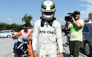 Engine blowout denies Hamilton at Sepang as Ricciardo takes victory