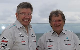 Brawn leaves executive board of Mercedes GP