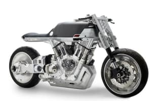 Start-up American motorcycle manufacturer Vanguard launches first model