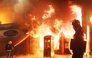 Youngsters blame poverty for riots