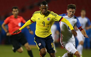 Colombia overcome USA for final Olympics football place