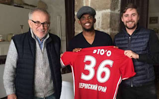 Amkar shirt just a present - Eto'o