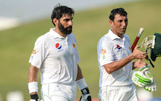 Misbah: I couldn't have asked for more