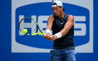'I am a little bit better' - Nadal's wrist improving