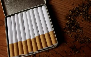 Man jailed over 14m cigarettes haul