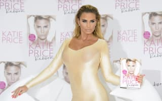 Katie Price has bailiffs at the door: why?