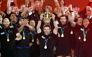 Awesome All Blacks - New Zealand's 17-match winning run in numbers