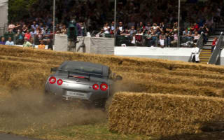 Sir Chris Hoy crashes out at Goodwood Festival of Speed