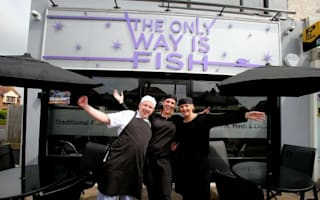 Chip shop in trouble from The Only Way is Essex over name