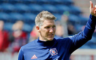 Schweinsteiger scores on Chicago Fire debut