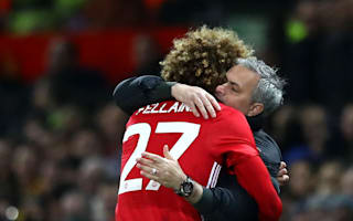 Mourinho 'simply a good human being' - Fellaini