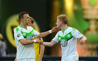 Wolfsburg regret De Bruyne, Perisic sales