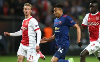 Man United capable of anything - Lingard eyes glory next season