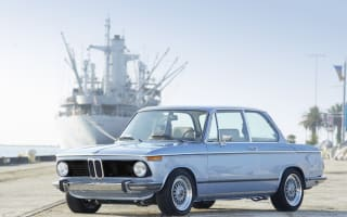 Fully restored BMW 2002 is showcased in America