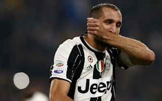 Chiellini: Juventus wanted to send a message