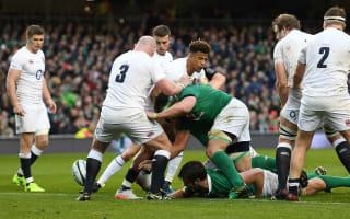 Ireland deny England Slam glory in Dublin