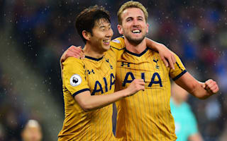 Leicester City 1 Tottenham 6: Four-star Kane pulls clear in Golden Boot race