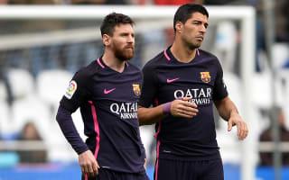 Deportivo La Coruna 2 Barcelona 1: Shock defeats brings leaders back down to earth