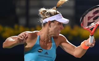 Kerber stays on course for number-one ranking in Dubai
