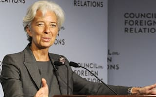 IMF gives backing to embattled boss