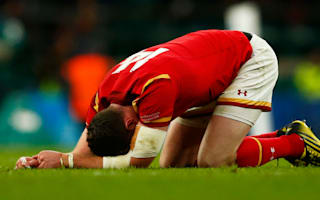 Knee injury rules Cuthbert out of Wales' New Zealand tour