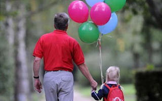 Grandparents are worth £5,000 a year
