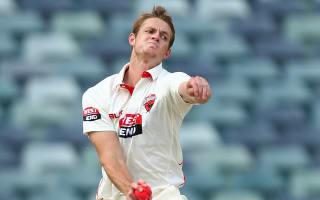 Australia's Mennie shock inclusion for first Test against Proteas