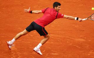 Djokovic satisfied with Roland Garros start