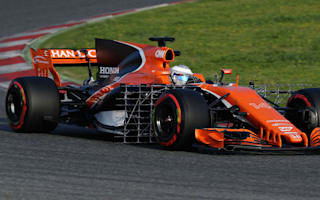 Alonso saddened by McLaren testing issues