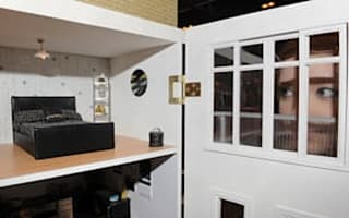 London flats too small to qualify as studios