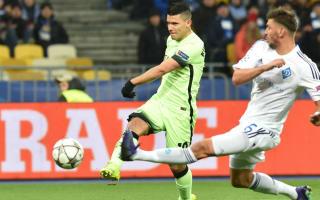 PSG's Maxwell compares Aguero to Romario