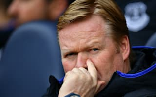 Williams tells Koeman to forget Barca and finish Everton job