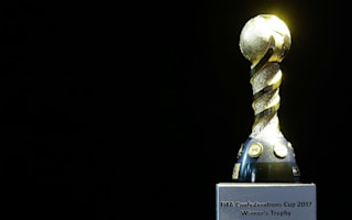 Germany v Chile headlines Confederations Cup draw