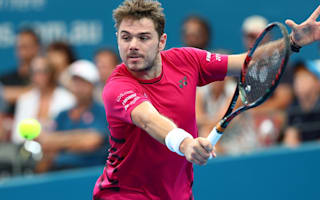 Wawrinka content with form