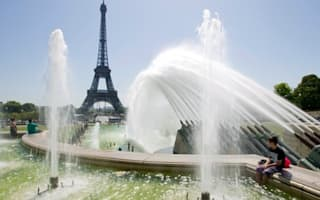 Eiffel Tower named Europe's most valuable building