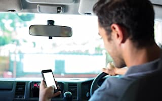 Using a mobile phone while driving could become impossible