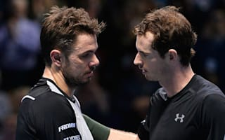 It's not about the slam numbers - Murray on his tussle with Wawrinka