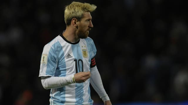 Lionel Messi eager to return to Argentina duty says Edgardo Bauza