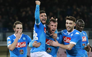 Serie A Review: Napoli return to form, move level with Juve