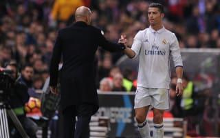Ronaldo tantrums are normal, says Nacho