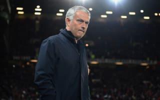 No hard feelings as Mourinho focuses on Chelsea task