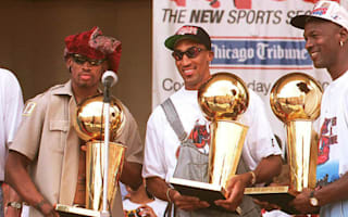 Bulls 'live on' as greatest NBA team - Pippen