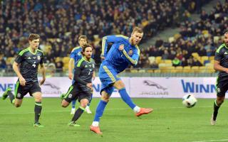 Ukraine 1 Wales 0: Yarmolenko strike settles Kiev friendly