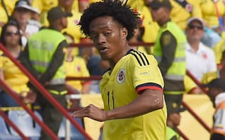 Colombia 3 Haiti 1: Cuadrado helps Pekerman's side to win