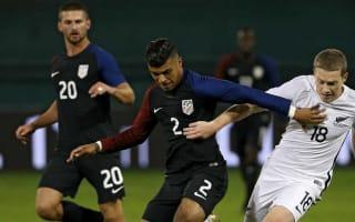 United States 1 New Zealand 1: Klinsmann's men held