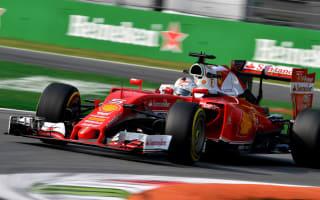 F1 Raceweek: Ferraris closest to Mercedes in Friday practice
